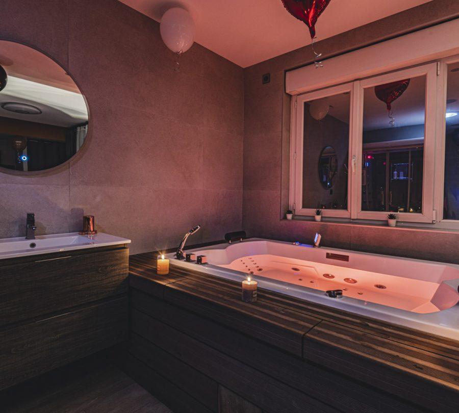 spa avec jacuzzi privatif à  reims