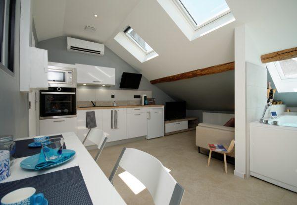 Suite-appartement Spa Reims