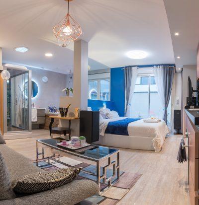 séjour en amoureux avec un spa privatif à Reims