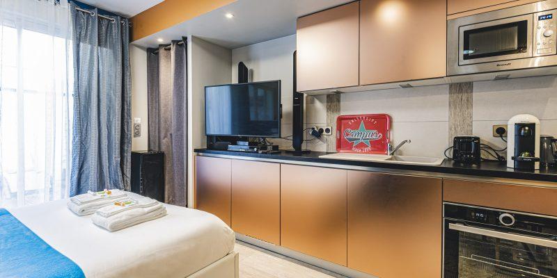 Cuisine-Appartement-spa-privatif-jacuzzi-reims-9